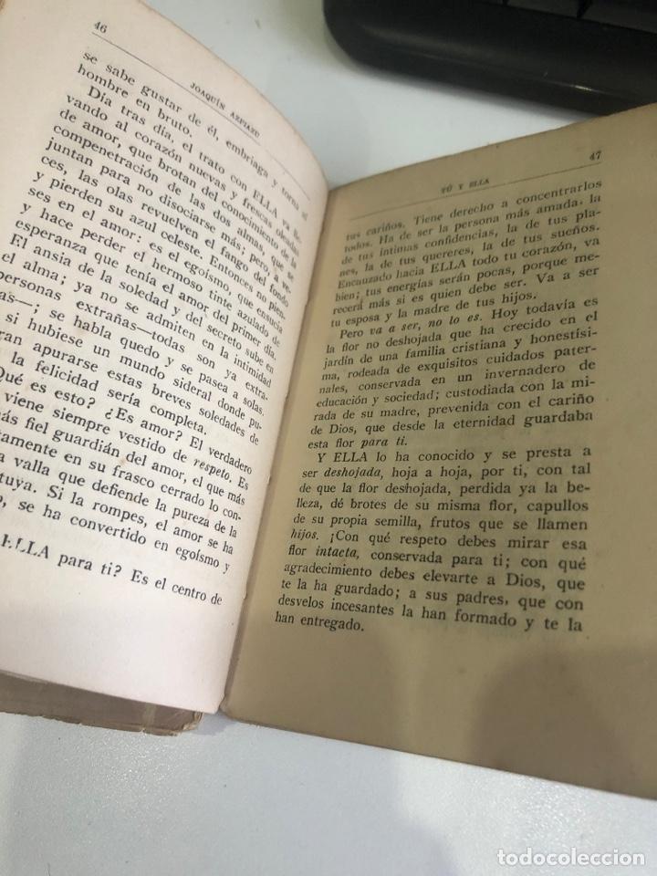 Libros de segunda mano: Tu y el / tu y ella - Foto 3 - 185982440