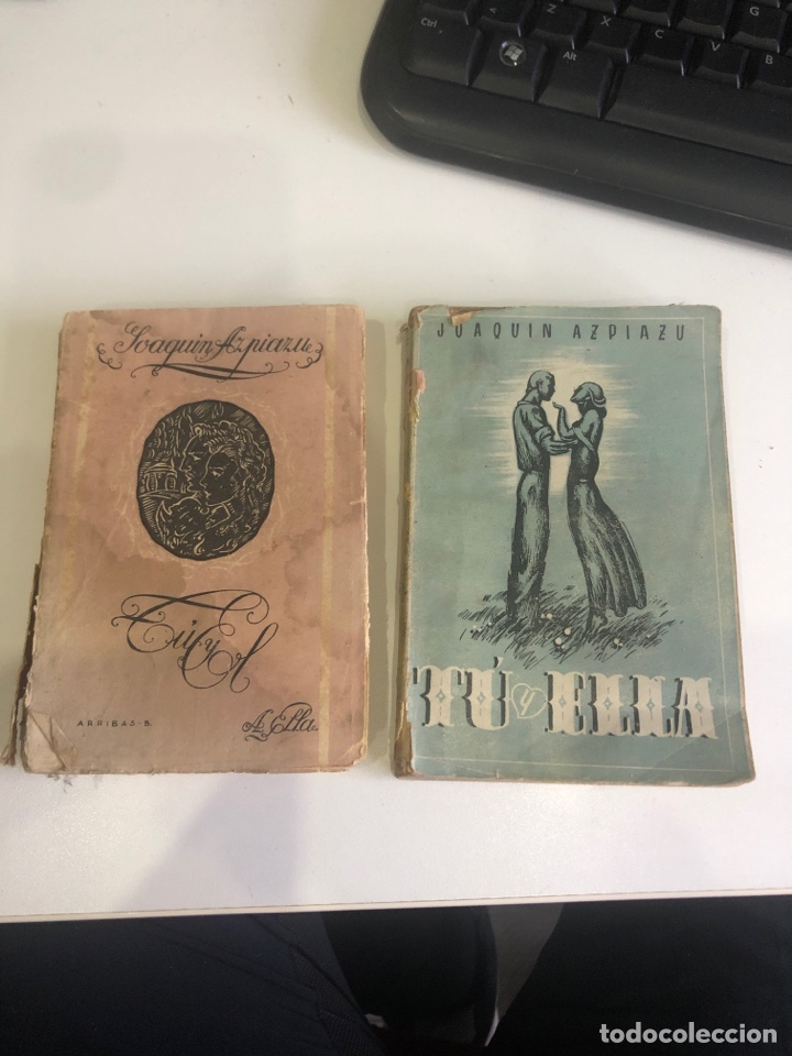 TU Y EL / TU Y ELLA (Libros de Segunda Mano (posteriores a 1936) - Literatura - Narrativa - Novela Romántica)