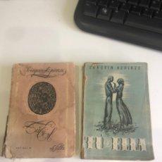 Libros de segunda mano: TU Y EL / TU Y ELLA. Lote 185982440