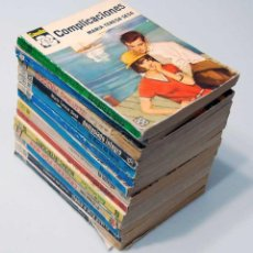 Libros de segunda mano: LOTE DE 14 NOVELAS ROMÁNTICAS COLECCIÓN CAMELIA. Lote 187232590