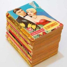 Libros de segunda mano: LOTE DE 13 NOVELAS ROMÁNTICAS COLECCIÓN ALONDRA. Lote 187249605