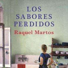 Libros de segunda mano: LOS SABORES PERDIDOS. Lote 187320030