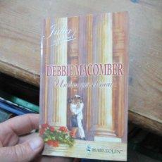Libros de segunda mano: UNIDOS POR EL MAR, DEBBIE MACOMBER. L.809-1456. Lote 187329480