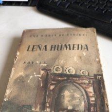 Libros de segunda mano: LEÑA HÚMEDA. Lote 188475051