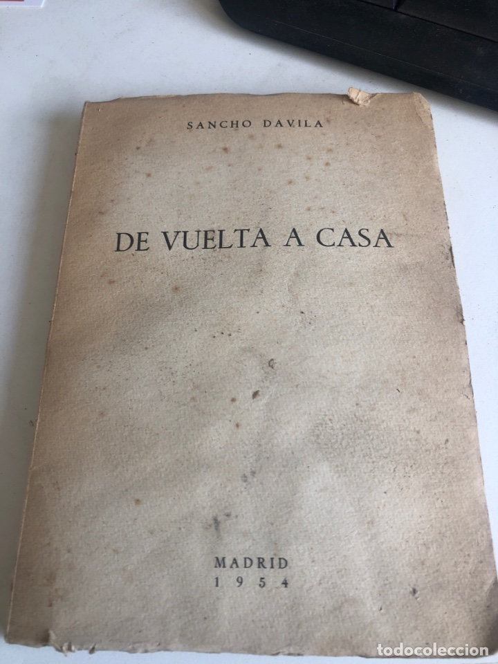 DE VUELTA A CASA (Libros de Segunda Mano (posteriores a 1936) - Literatura - Narrativa - Novela Romántica)