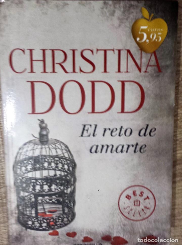 EL RETO DE AMARTE * CHRISTINA DODD (Libros de Segunda Mano (posteriores a 1936) - Literatura - Narrativa - Novela Romántica)