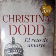 Libros de segunda mano: EL RETO DE AMARTE * CHRISTINA DODD. Lote 189805073