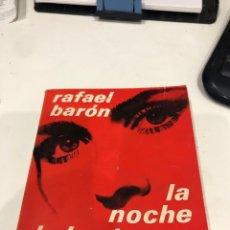 Libros de segunda mano: LA NOCHE DE LOS BESOS PERDIDOS. Lote 190151467
