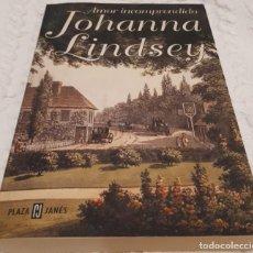 Libros de segunda mano: AMOR INCOMPRENDIDO – JOHANNA LINDSEY. Lote 190274308