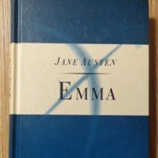 Libros de segunda mano: EMMA ** JANE AUSTEN -- GRANDES PASIONES DE LA LITERATURA. Lote 192612891