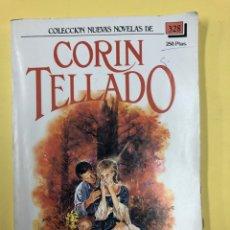 Libros de segunda mano: UN ORGULLO EXAGERADO - CORIN TELLADO - COLECCION NUEVAS NOVELAS Nº 328 - EDITORIAL ANDINA 1993. Lote 192623502