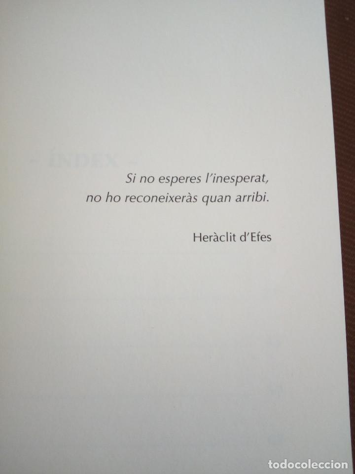 Libros de segunda mano: Libro catalán SEGUEIX EL TEU COR (BULLYING-LGTBI) DEDICADO/FIRMADO POR AUTOR (Enric Mas, 2011) - Foto 4 - 192706410