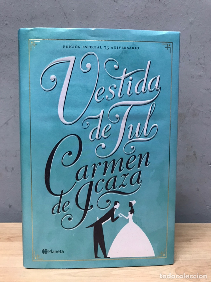 Vestida De Tul Por Carmen De Icaza Comprar Libros De Novela Romántica En Todocoleccion 192803260