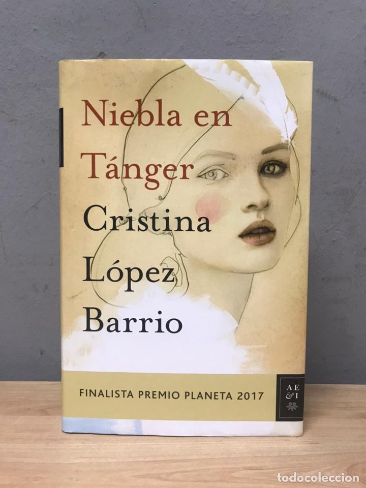 Niebla En Tánger Por Cristina López Barrio Comprar Libros De Novela Romántica En Todocoleccion 192867411