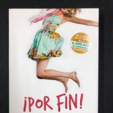 Libros de segunda mano: ¡POR FIN! - I. VON KÜRTHY - VERGARA 1ª EDICION 2012 - NUEVO DE EDITORIAL. Lote 193747316