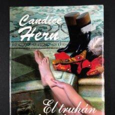 Libros de segunda mano: EL TRUHAN Y LAS DAMAS - CANDICE HERN - PANDORA ROMANTICA 1ª EDICION 2003 - NUEVO DE EDITORIAL. Lote 193836085
