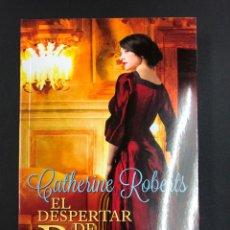 Libros de segunda mano: EL DESPERTAR DE BELLE - C. ROBERTS - KIWI 1ª EDICION 2014 - NUEVO DE EDITORIAL. Lote 193888702