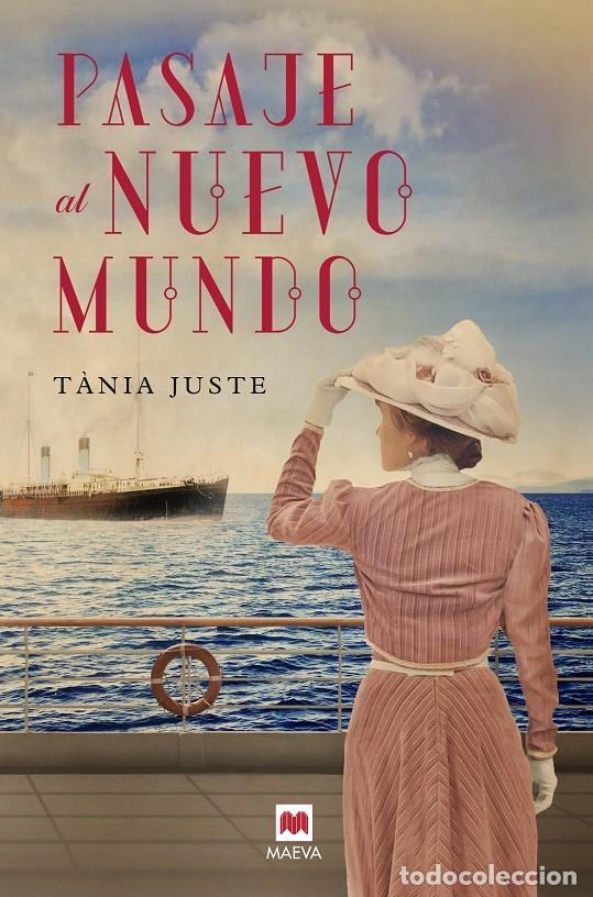 PASAJE AL NUEVO MUNDO (Libros de Segunda Mano (posteriores a 1936) - Literatura - Narrativa - Novela Romántica)