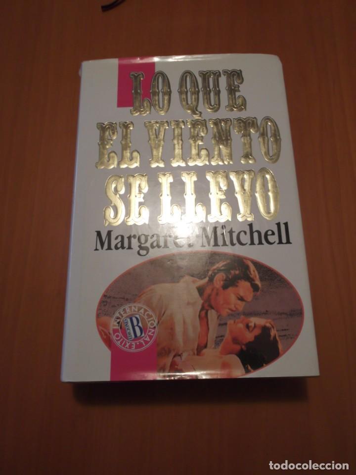 LIBRO LO QUE EL VIENTO SE LLEVO, MARGARET MITCHELL (Libros de Segunda Mano (posteriores a 1936) - Literatura - Narrativa - Novela Romántica)