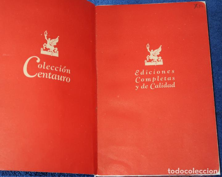 Libros de segunda mano: El profesor - Carlota Brontë - ACME (1946) - Foto 2 - 194356230