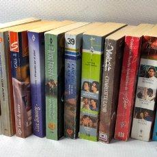 Libros de segunda mano: LOTE DE 13 NOVELAS ROMANTICAS ··· VARIAS EPOCAS ··· VER FOTOS ADICIONALES. Lote 194511332