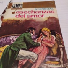 Libros de segunda mano: ASECHANZAS DEL AMOR. Lote 194511923