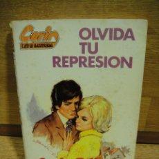 Libros de segunda mano: SERIE CORIN ILUSTRADA Nº 61 - OLVIDA TU REPRESION - CORIN TELLADO. Lote 194755821