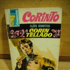Libros de segunda mano: SERIE CORINTO Nº 304 - OJOS BONITOS - CORIN TELLADO. Lote 194756315