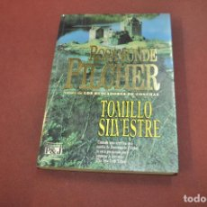 Libros de segunda mano: TOMILLO SILVESTRE - ROSAMUNDE PILCHER - PLAZA JANES - NRB. Lote 194872917