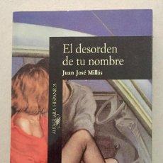 Libros de segunda mano: EL DESORDEN DE TU NOMBRE.. Lote 194995960