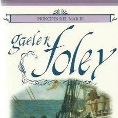 Libros de segunda mano: GAELEN FOLEY-EL PRÍNCIPE AZUL.TERCIOPELO.2008.. Lote 195008005