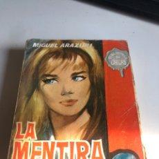Libros de segunda mano: LA MENTIRA. Lote 195198296