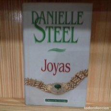 Libros de segunda mano: JOYAS DANIELLE STEEL . Lote 195220345