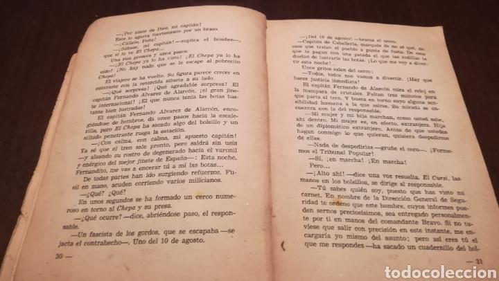 Libros de segunda mano: Quién sabe.... Novela de Carmen de Icaza. 1953. - Foto 4 - 195333220