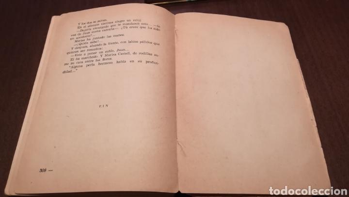 Libros de segunda mano: Quién sabe.... Novela de Carmen de Icaza. 1953. - Foto 6 - 195333220