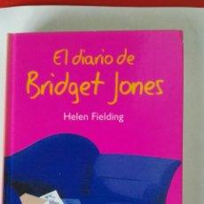 Libros de segunda mano: EL DIARIO DE BRIDGET JONES. Lote 195343611