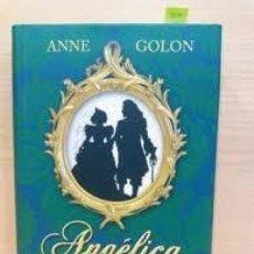 Libros de segunda mano: ANGÉLICA Y EL CONDE PEYRAC. ANNE GOLON. Lote 195367505