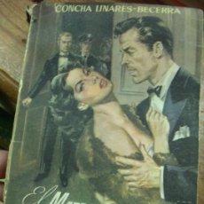 Libros de segunda mano: EL MATRIMONIO ES ASUNTO DE DOS, CONCHA LINARES BECERRA. L.36-26. Lote 195384143