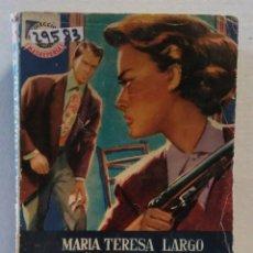 Libros de segunda mano: 29583 - NOVELA ROMANTICA - COLECCION MADREPERLA - CONTRA TU VOLUNTAD - Nº 179. Lote 195463622