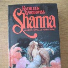 Livros em segunda mão: SHANNA. KATHLEEN WOODIWISS. 1982. CIRCULO DE LECTORES,S.A. BARCELONA.. Lote 219911325