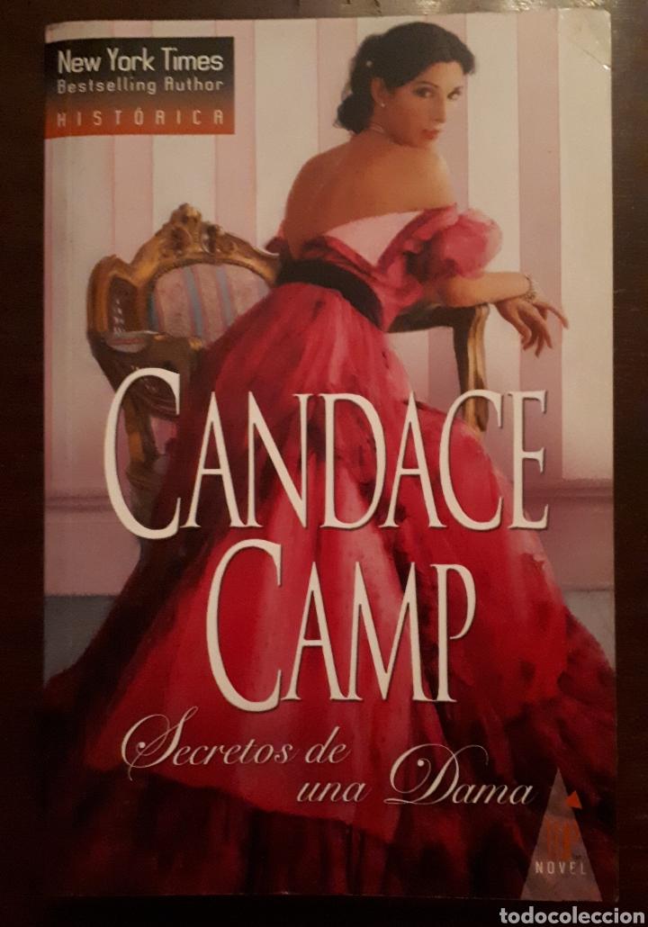 Libro Secretos De Una Dama Comprar Libros De Novela Romántica En Todocoleccion 196315157