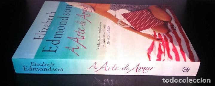 Libros de segunda mano: A Arte de Amar de Elizabeth Edmondson - Foto 2 - 197148748
