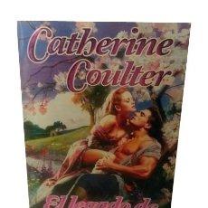 Libros de segunda mano: EL LEGADO DE LA DESHONRA. COULTER, CATHERINE. Lote 199514470
