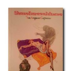 Libros de segunda mano: LA NOVELA PASIONAL Nº 24: EL PRODIGIOSO EXPERIMENTO DEL DR. BEAUCHAMP. CASTALLA, ANSELMO. Lote 199515631