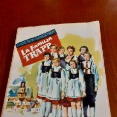 Libros de segunda mano: NOVELA LA FAMILIA TRAPP DE 1961. Lote 199930805