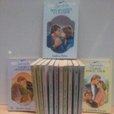 Libros de segunda mano: LOTE 14 TOMOS LA GAVIOTA. NOVELA ROMANTICA.. Lote 202337821