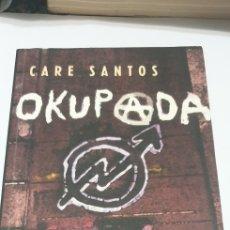 Libros de segunda mano: OKUPADA LA HISTORIA DE UN OKUPA. Lote 204493620