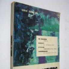 Libros de segunda mano: AÑOS 50 - 4 NOVELAS Y CUENTOS - SERIE ESPECIAL - REVISTA LITERARIA. Lote 205436231
