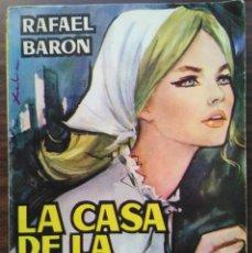 Libros de segunda mano: LA CASA DE LA DISCORDIA. RAFAEL BARON. Lote 205515437