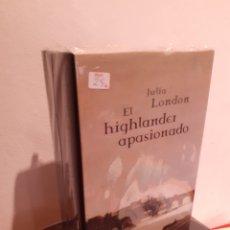 Libros de segunda mano: EL HIGHLANDER APASIONADO. Lote 207104642
